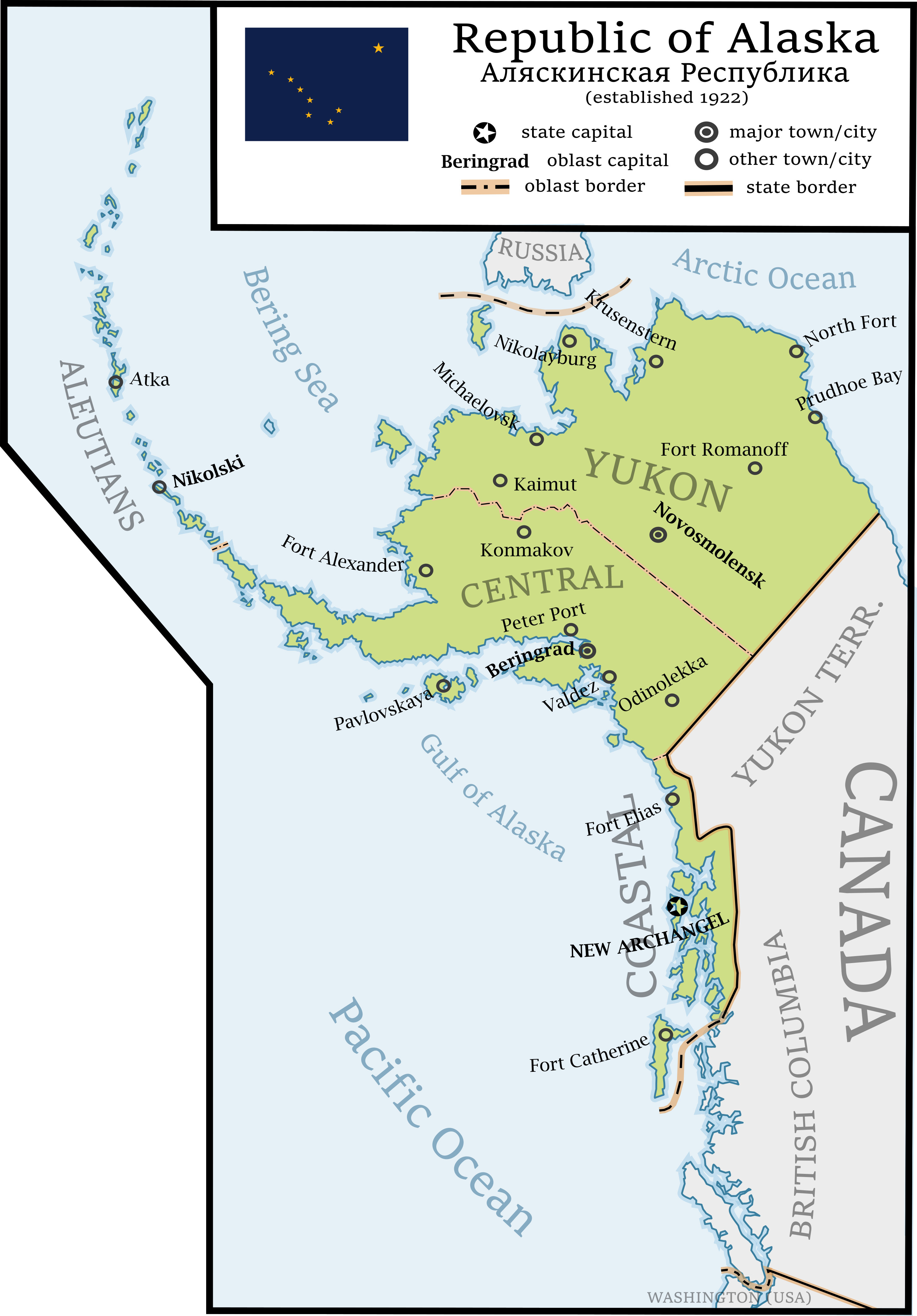 AH - Alaskan Republic by Dom-Bul