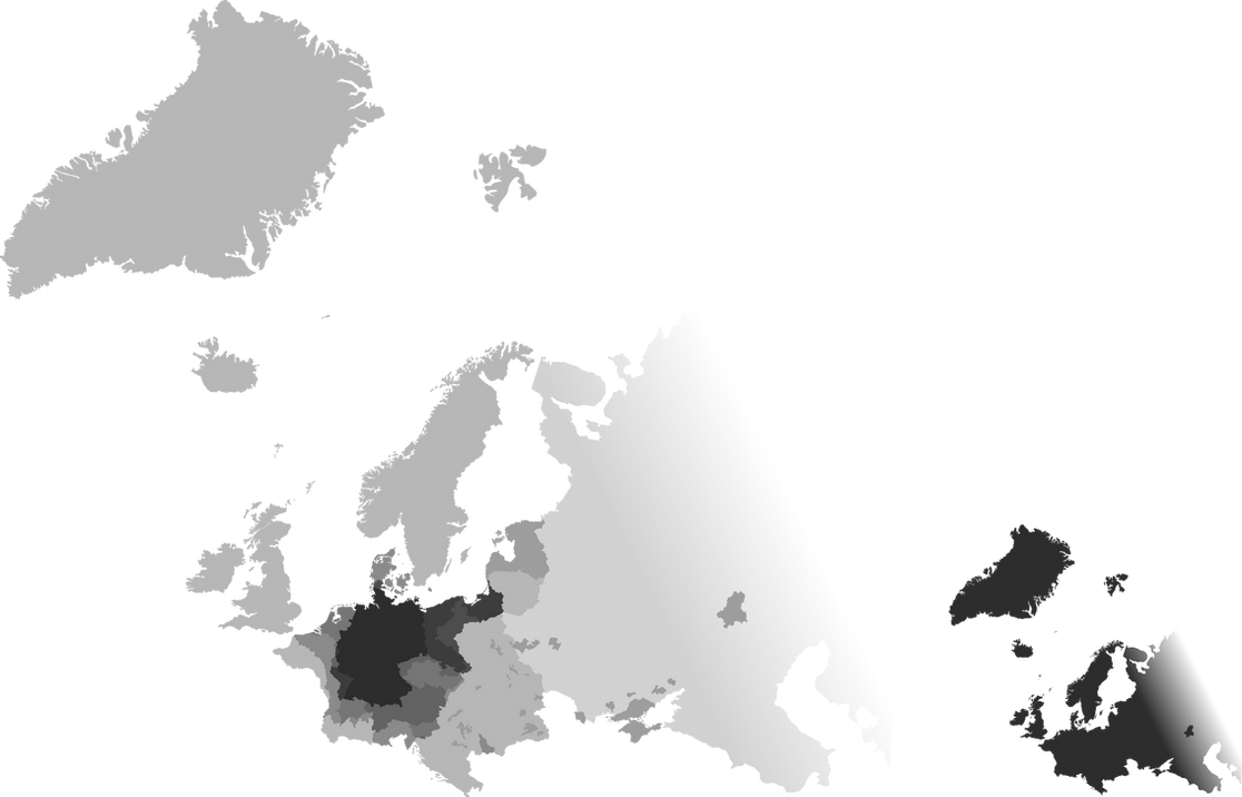 Layers of German irredentism - Pangermanism by Dom-Bul