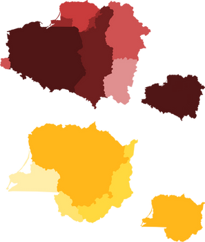 Layers of Polish and Lithuanian irredentism