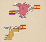Taiwan-like: Spain
