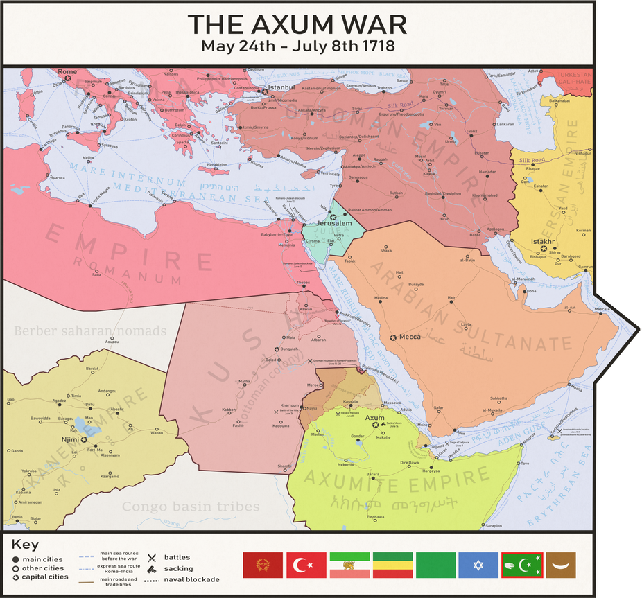 Empires Eternal - The Axum War by Dom-Bul