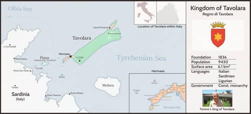 Kingdom of Tavolara