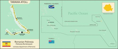 REDONE - Romanian Kiribati