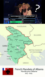 French Mandate of Albania by Dom-Bul