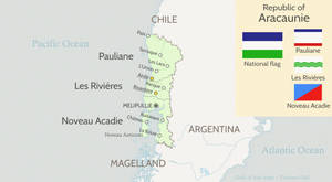 L'Aracaunie - French Patagonia by Dom-Bul