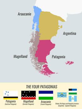 The Four Patagonias