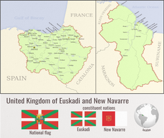 The United Kingdom of Euskadi and New Navarre