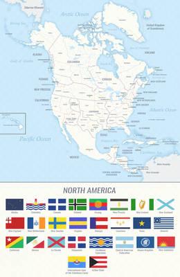 The Vinland Timeline - North America