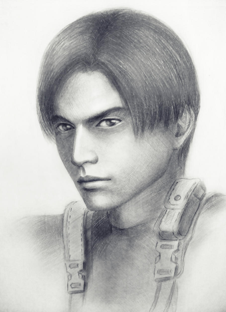 Leon Kennedy DC by LeonLampard