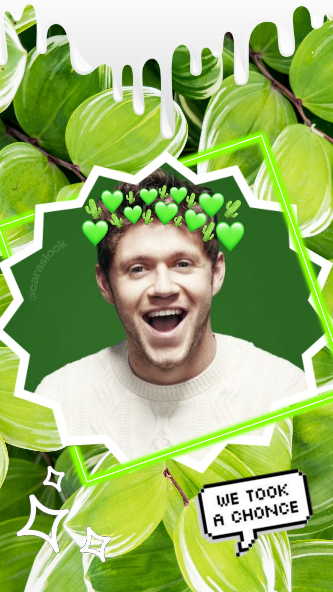 Niall Horan Green Aesthetic Wallpaper By Juli3569 On Deviantart