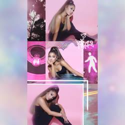 Ariana Grande Pink Aesthetic Wallpaper By Juli3569 On Deviantart