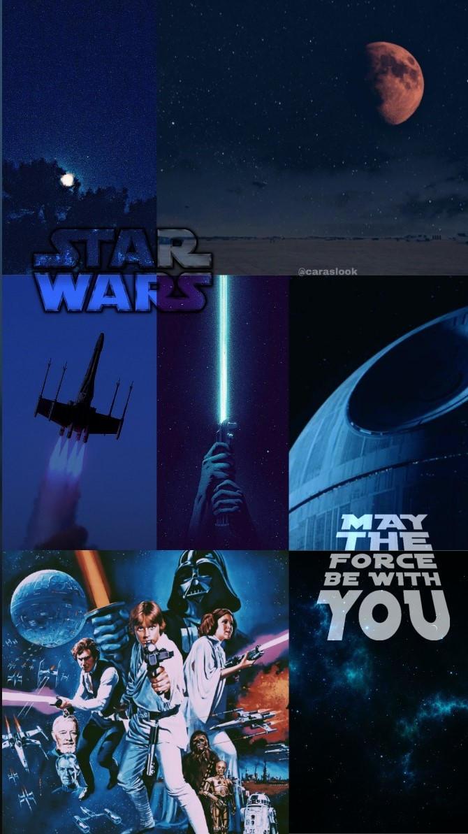 Star Wars Aesthetic Wallpaper By Juli3569 On Deviantart