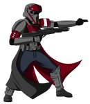 Urban Defence ''Trenchtrooper'' CPT (Star Wars OC)
