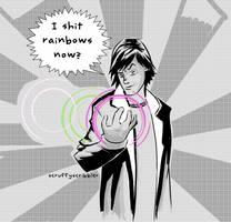 Rictor - request by ScruffyScribbler