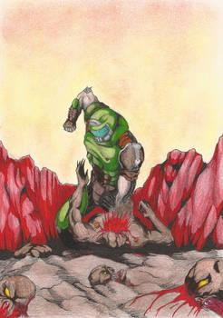 Doom Fanart