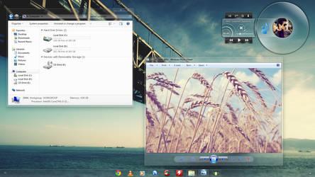 My Desktop 13-Sept-2011