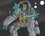 Space Raptors by Flavor-Savior
