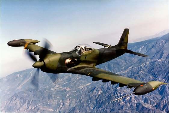 Resultado de la imagen para Piper PA-48 Enforcer