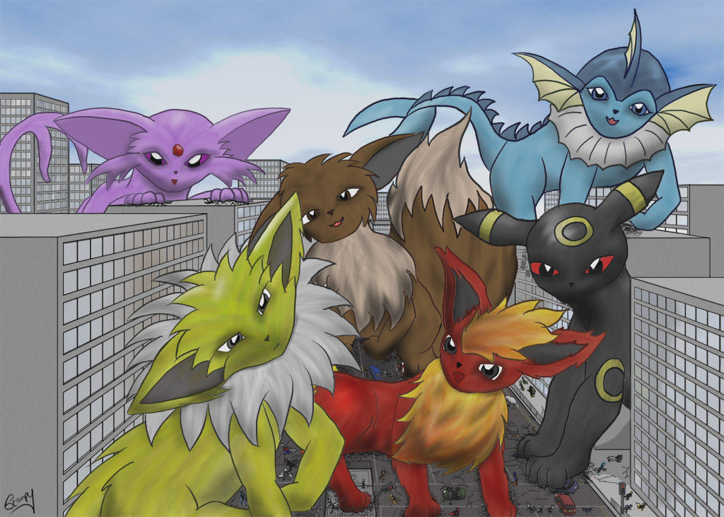 Giant Eons By Stampydragon On Deviantart
