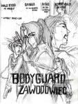 Fan Art Collab_The Hitman's Bodyguard by MaximWolf