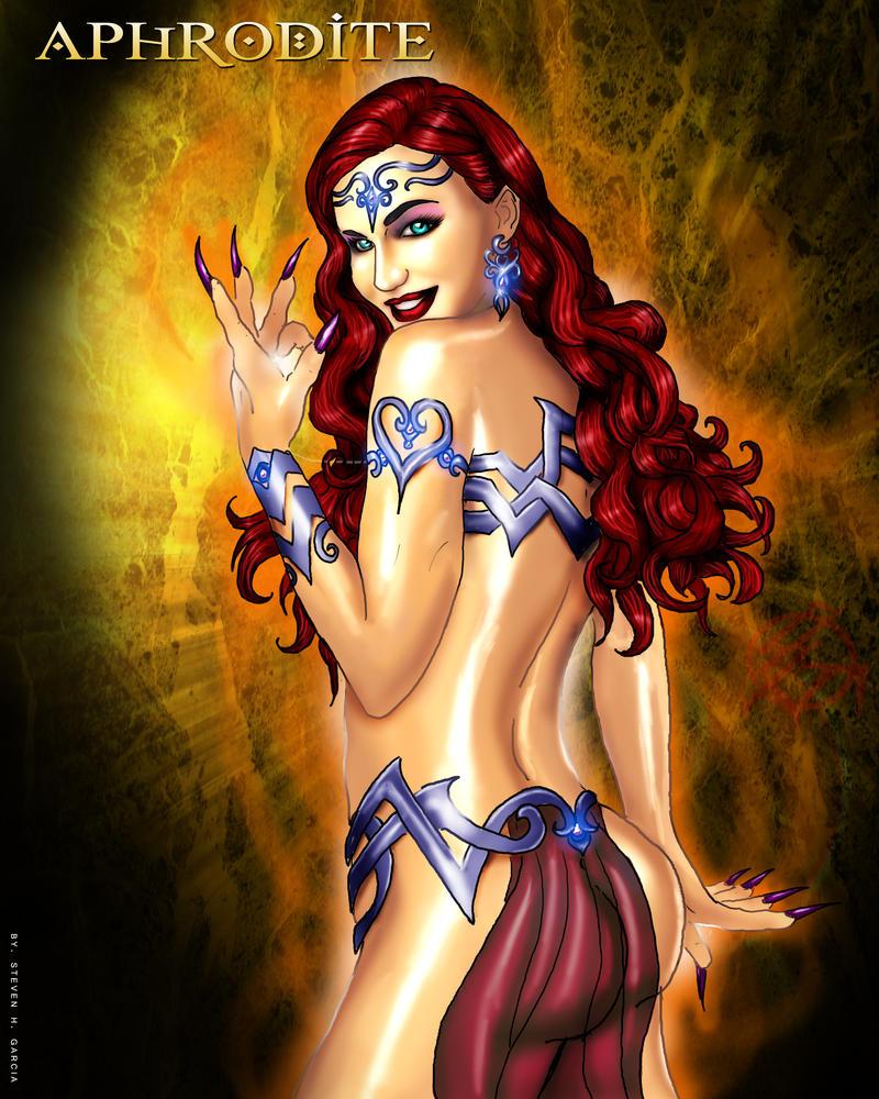 Aphrodite by Steven-H-Garcia on DeviantArt