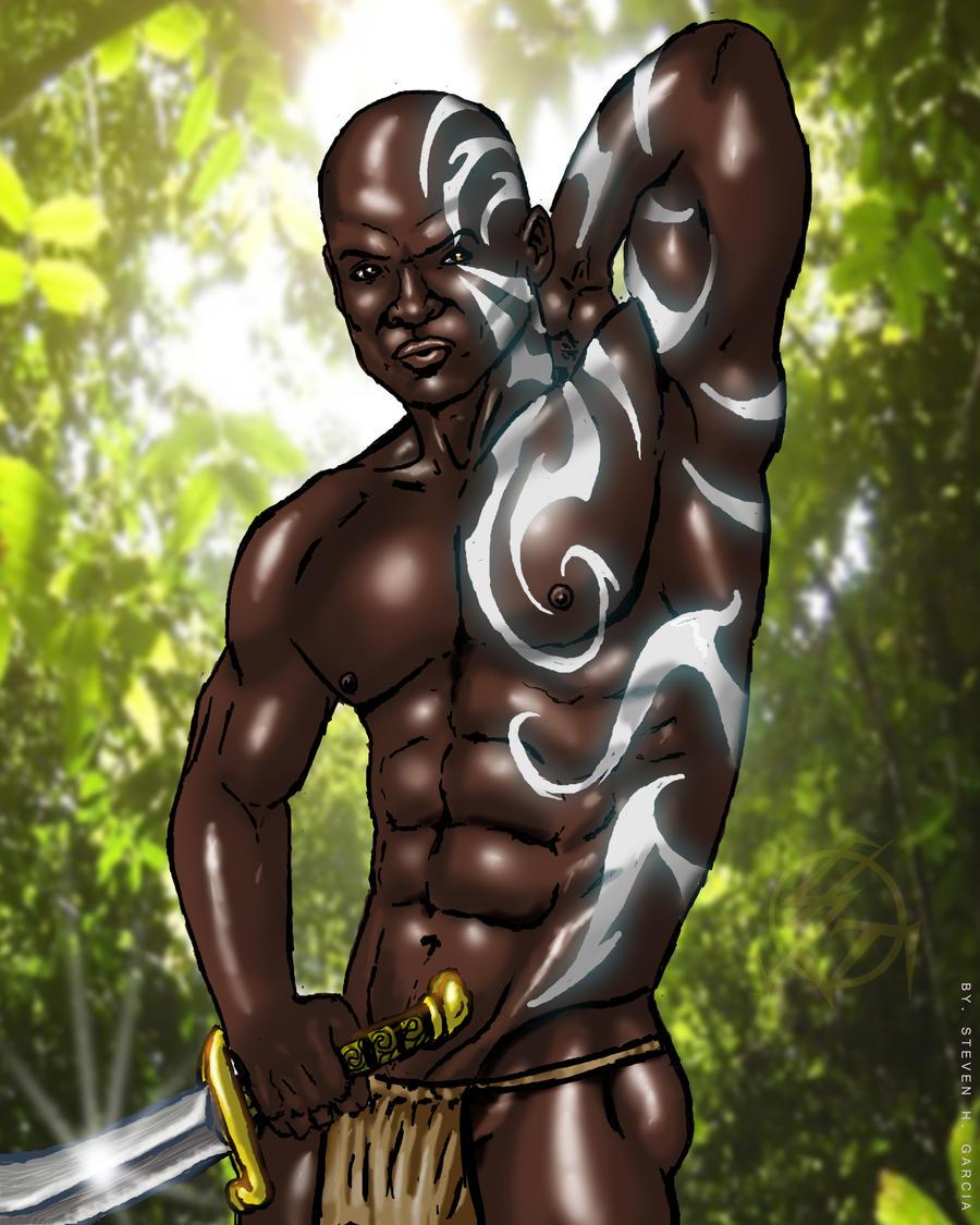 warrior jungle