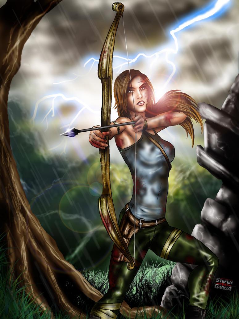 Tomb Raider Reborn by Steven-H-Garcia