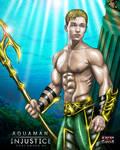 Aquaman injustice gods among us