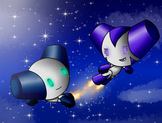 Flight in the night by Klauuu94