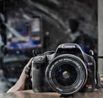Deep Eye - Canon Rebel XSi