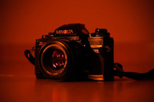 Minolta X 700