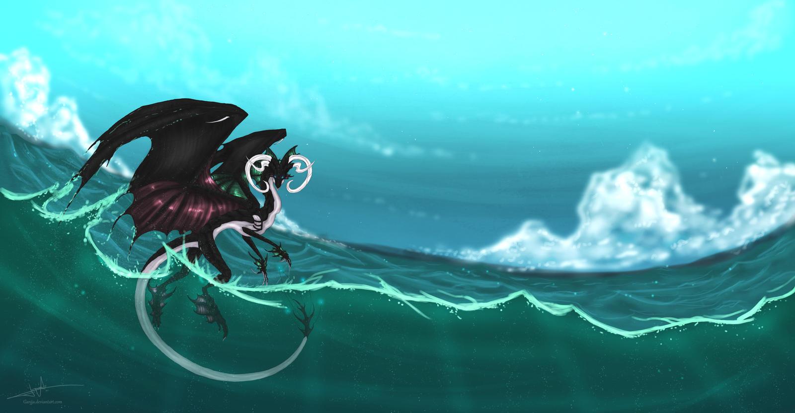 Surfacing by Ganjja
