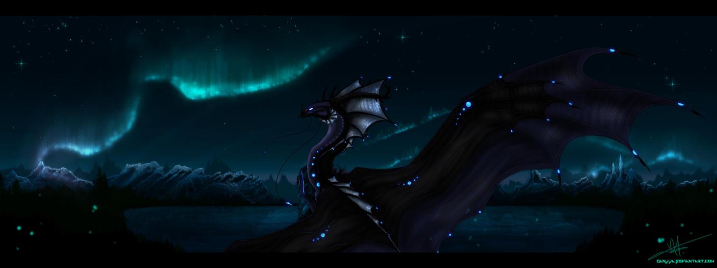 Luminescence by Ganjja