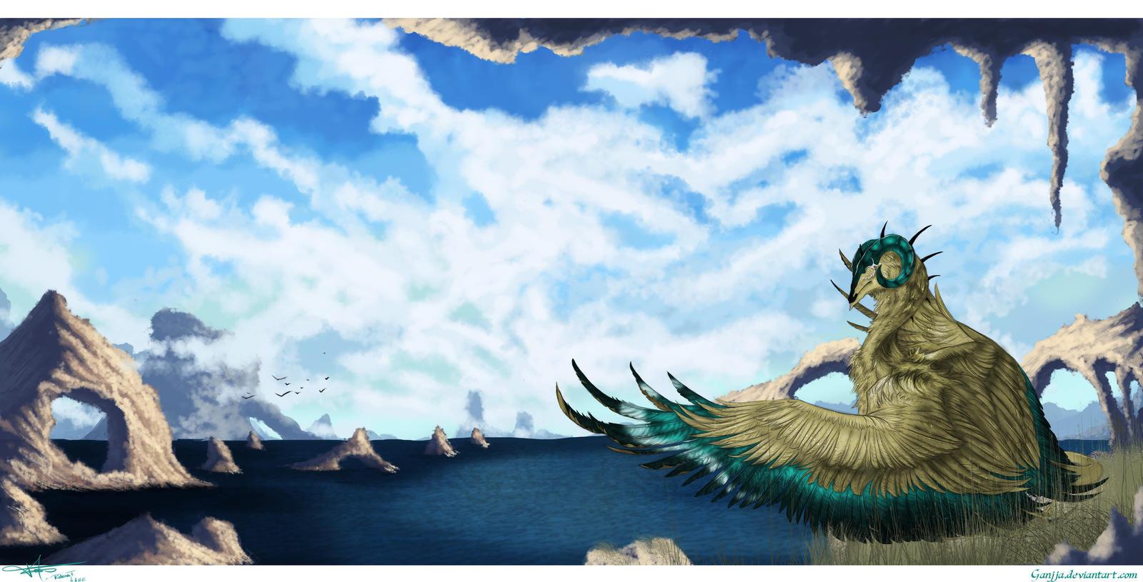 Bring me the horizon by Ganjja