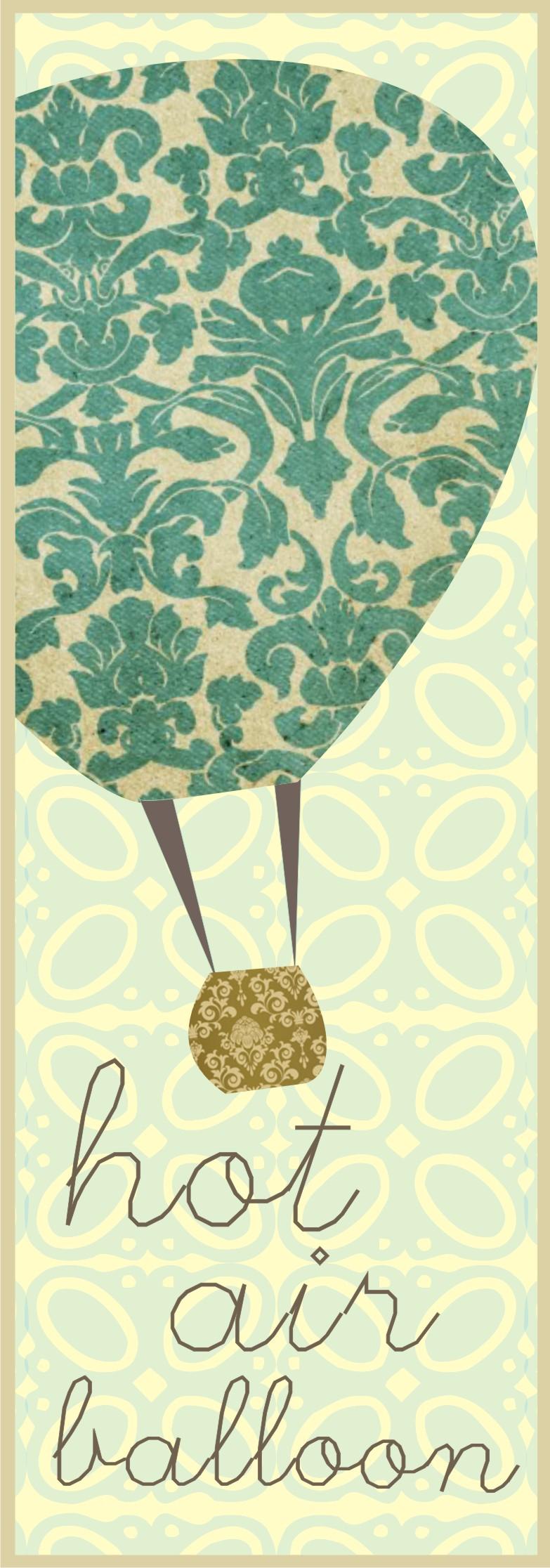 hot air balloon by minarminar