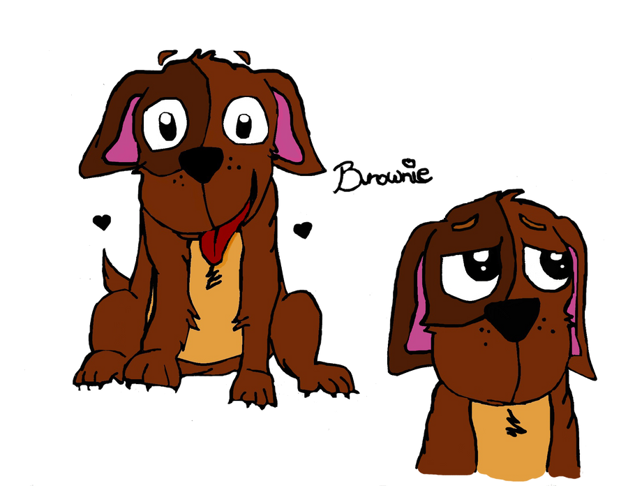 Brownnie by phinbella13xime