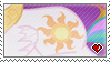 STAMP - Sun Butt (Celestia) by IrateLiterate
