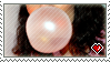 STAMP - Bubblegum Bubble by IrateLiterate