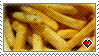 STAMP - French Fries by IrateLiterate