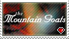 STAMP - The Mountain Goats by IrateLiterate