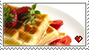 STAMP - Waffles by IrateLiterate