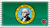 STAMP - Washington State by IrateLiterate