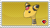 STAMP - Ampharos by IrateLiterate