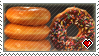 STAMP - Doughnuts by IrateLiterate