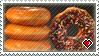 STAMP - Doughnuts by IrateLiterate
