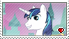 STAMP - Shining Armor by IrateLiterate
