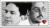 STAMP - They Might Be Giants by IrateLiterate