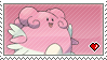 STAMP - Blissey by IrateLiterate