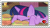STAMP - Twilight Sparkle by IrateLiterate