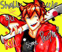 Tord the yandere